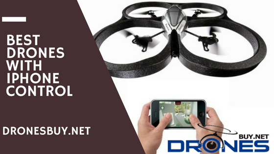 Best iPad/ iPhone controlled drone