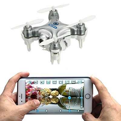 iPhone controlled MiniDrone