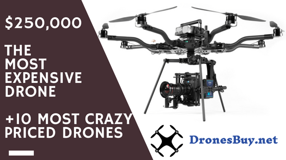 The Most Expensive Drone